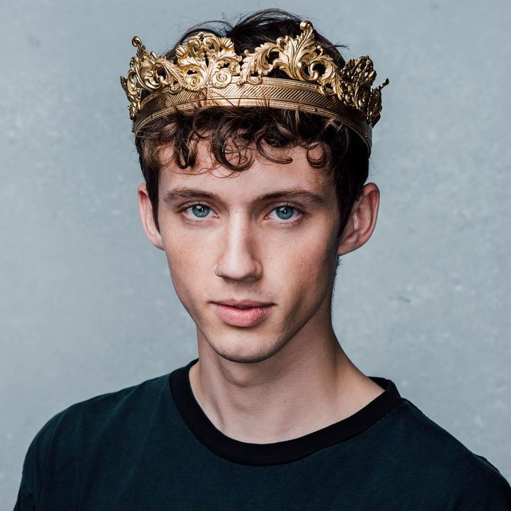 Troye is my king