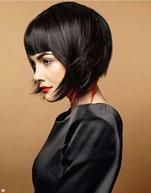 1000+ ideas about Edgy Bob Hairstyles on Pinterest | Edgy ...