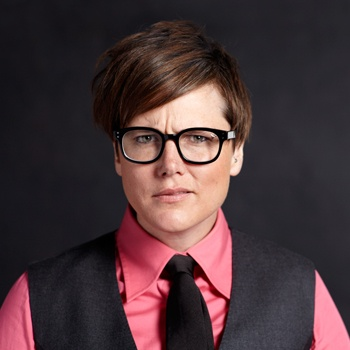 Hannah Gadsby Happiness Is A Bedside Table - 4 stars @Adelaidenow #comedy