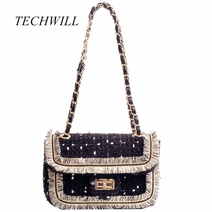 Fashion Retro Splicing Tassels Crossbody Bags Woollen Winter Luxury Messenger Bag Velvet Ladies Handbag Messenger Bag Gold Chain-in Crossbody Bags from Luggage & Bags on Aliexpress.com | Alibaba Group