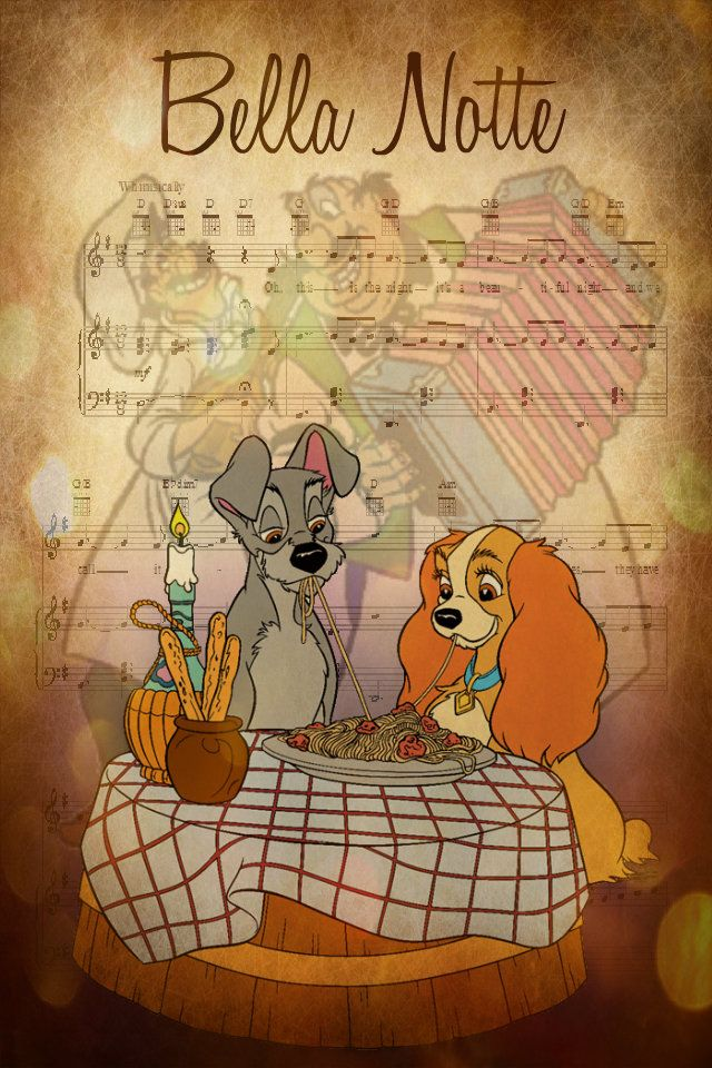 The Love of Disney: Lady & the Tramp