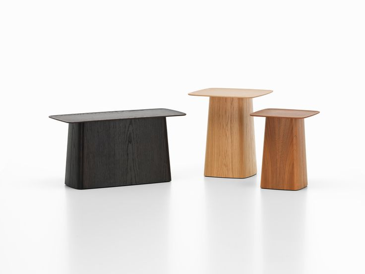 WOODEN SIDE TABLE SMALL - Designer Side tables from Vitra ✓ all information ✓ high-resolution images ✓ CADs ✓ catalogues ✓ contact information..