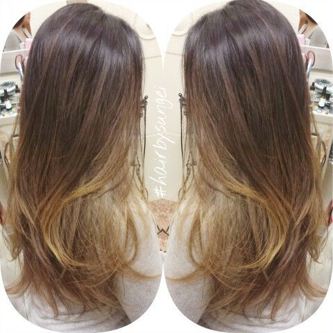 asian girl balayage - Google Search