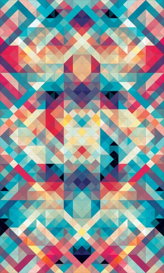 Colorful Modern Art by Andy Gilmore  ~ http://clrlv.rs/IONkpg