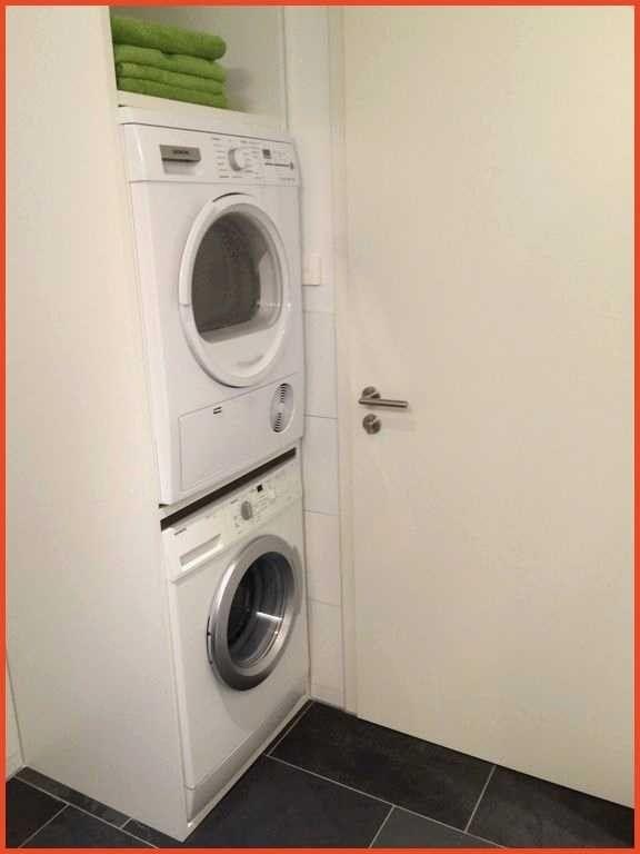 Neu Waschmaschinen Trockner Waschmaschine Trockner Schrank