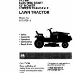 craftsman lawn mower parts in michigan