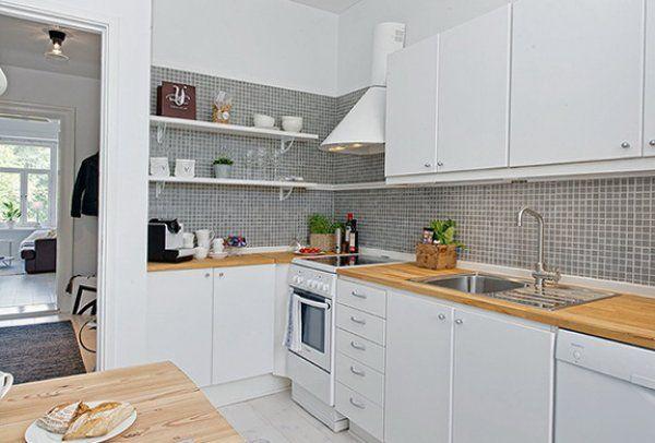 białe meble kuchenne