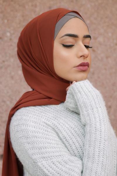 Modern Chiffon Hijab Scarves From Culture Hijab Co…