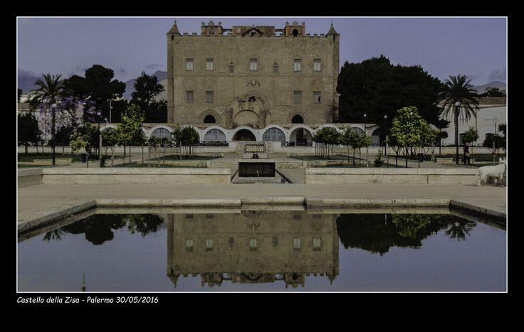 #castello della Zisa #Palermo