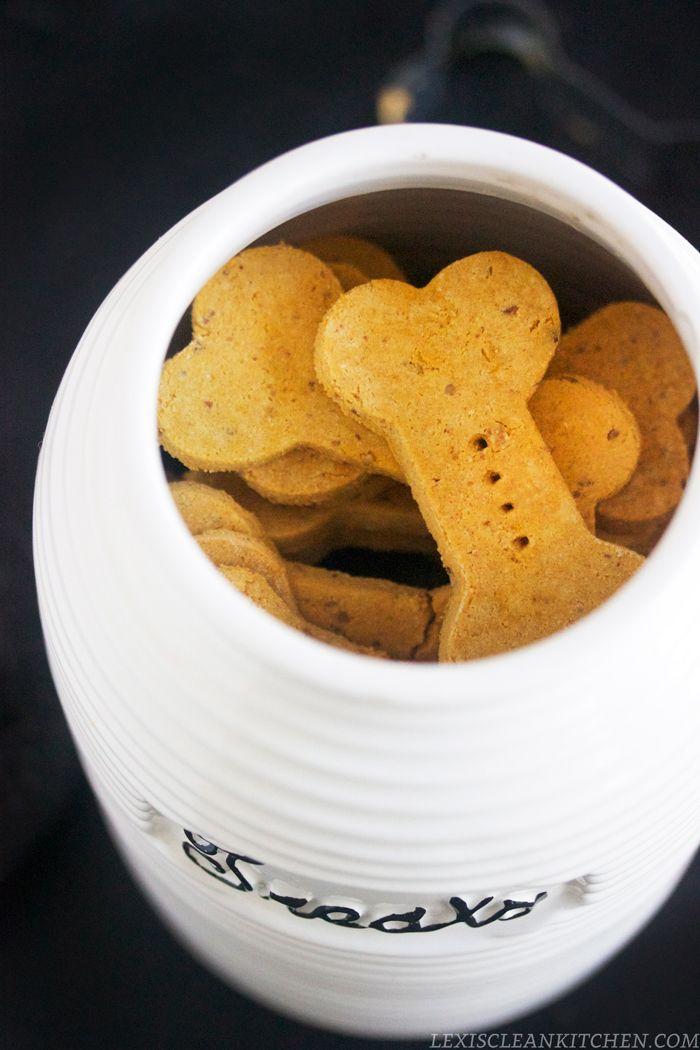 5 Ingredient Grain-Free Dog Treats