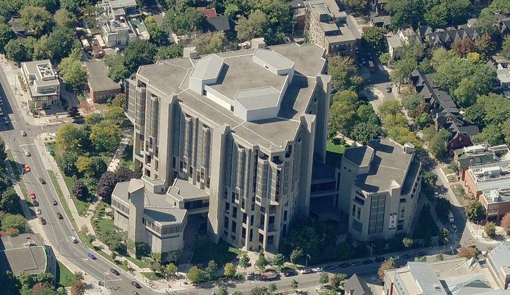 Robarts Library, University of Toronto, Canada