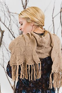 Ravelry: October Afternoons Scarf pattern by Miranda Jollie