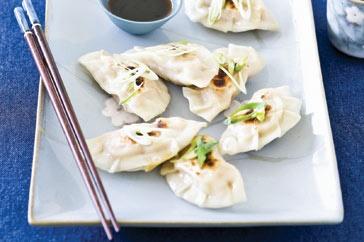 Gyoza (Japanese dumplings) main image