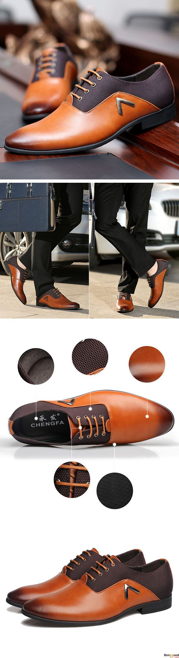 US$42.79+ Free Shipping. 3 colors available. US Size 6.5-10.5 Men Casual Soft Leather Shoes. Men formal shoes, short boots, casual comfortable shoes, oxford shoes, boots, Fashion and chic, casual shoes, men's flats, men's style, chic style, fashion style.