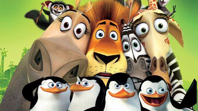 Что было бы, если бы наших любимых героев-животных нарисовали людьми? Давайте посмотрим забавную подборку человековерсий персонажей Мадагаскара