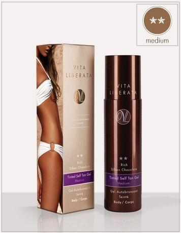 Rich silken chocolate - body | Vita Liberata