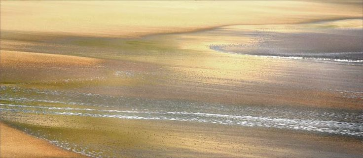 "Rudolph Hiemstra - Robin Sprong Surface Designer. ""Reflections 4"""