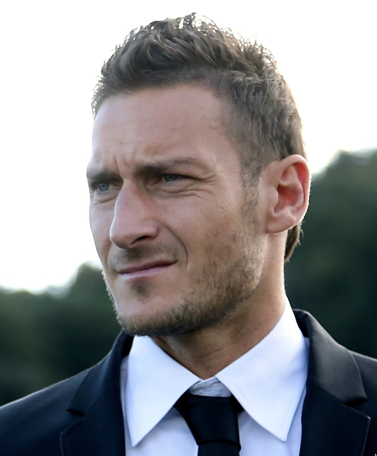 #Totti in #PhilippPlein