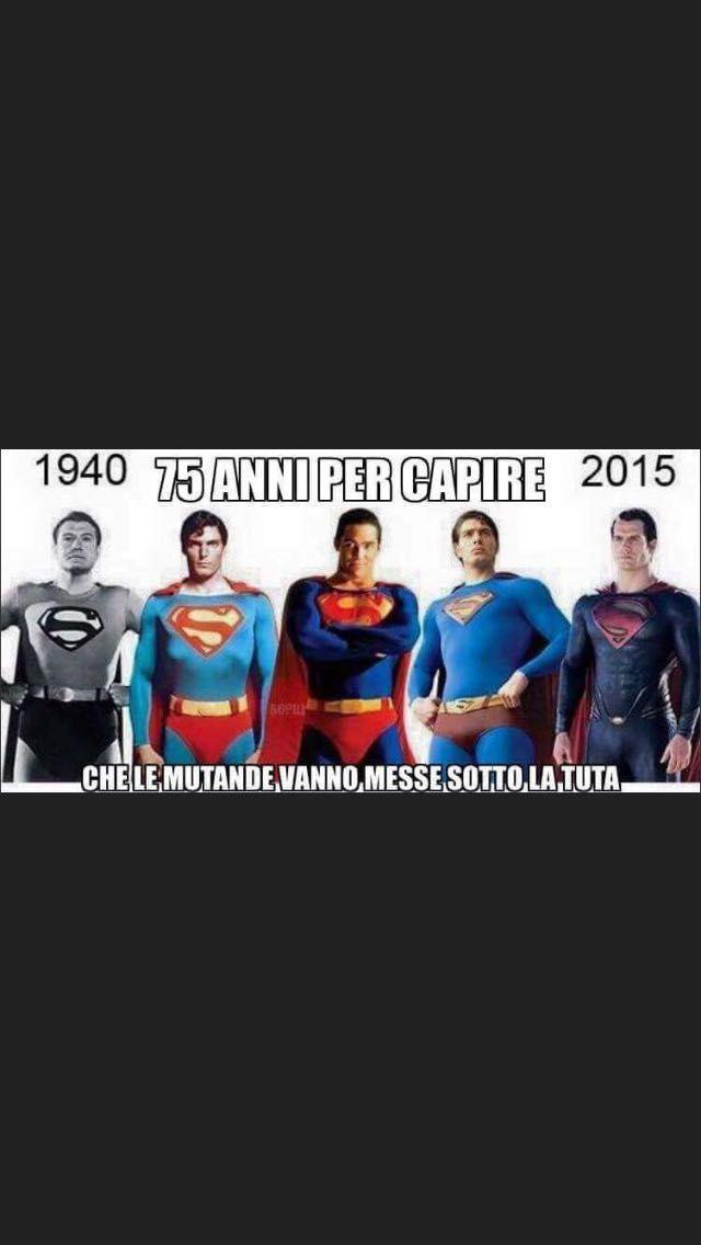 L'evoluzione dell'eroe