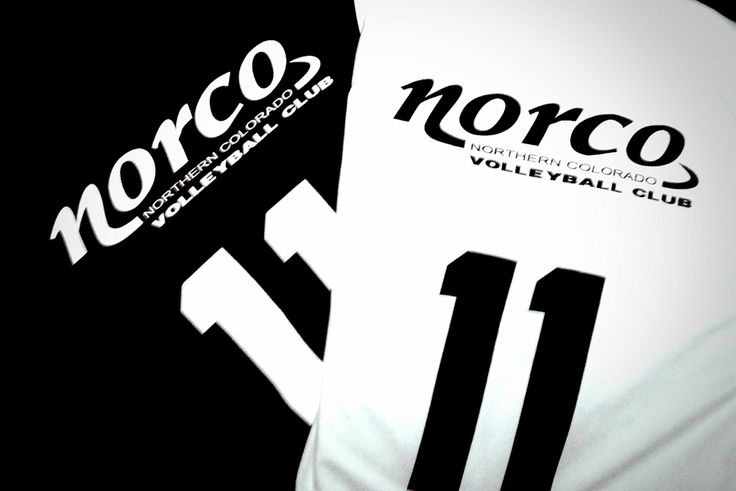 NORCO Volleyball Jerseys