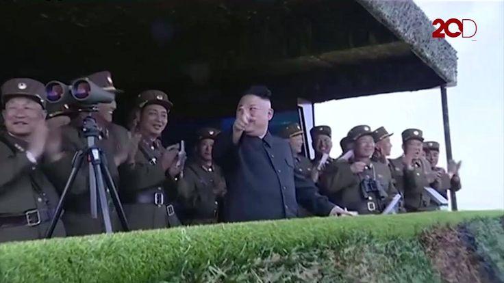 Korea Utara pamer kekuatan militer merespons latihan militer bersama AS dan Korsel. Ketegangan di Semenanjung Korea pun makin meningkat. Tonton videonya di sini: ------------------------------------------------------ Nggak mau ketinggalan konten video menarik lainnya? Yuk, follow dan like fanpage Facebook detikcom dan 20detik