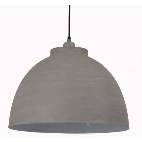 Kylie Cement £85 #meyerandmarsh #livingroomideas #lighting