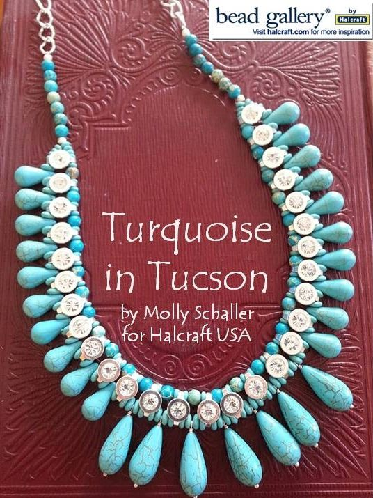 Turquoise in Tucson (Necklace)