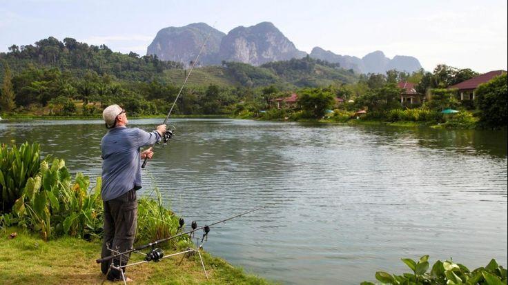 fluss monster | Fluss-Monster: Am Mekong