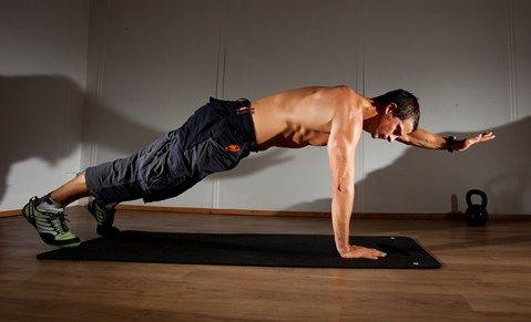 How to train like Bear Grylls - GQ.co.uk