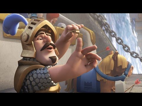Clash Royale: Theme Song (Official TV Commercial) - YouTube