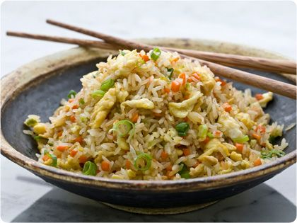 Fried Rice Recipe from Curtis Stone