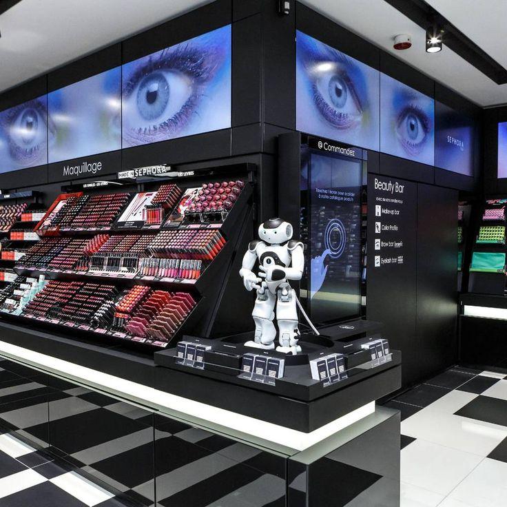#ELLEBeautySpot : la nouvelle boutique connectée Sephora Flash