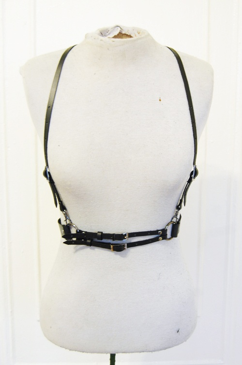 Zana Bayne Petite Harness. I have a pair of high-waist trousers that I think this would be stunning with.