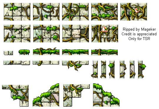 Ulu City (Tiles)