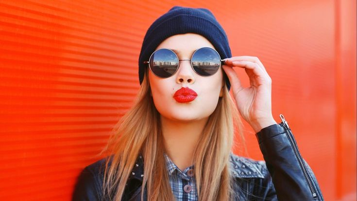 Find out the best fall lipstick colors to match your hair color on SHEfinds.com.