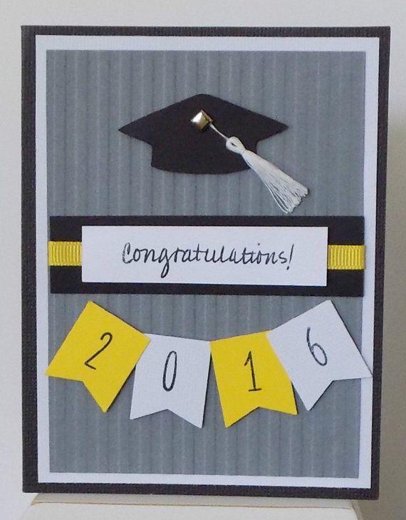 Graduation Card Unique 2016 Graduation Card by Artsycardsee