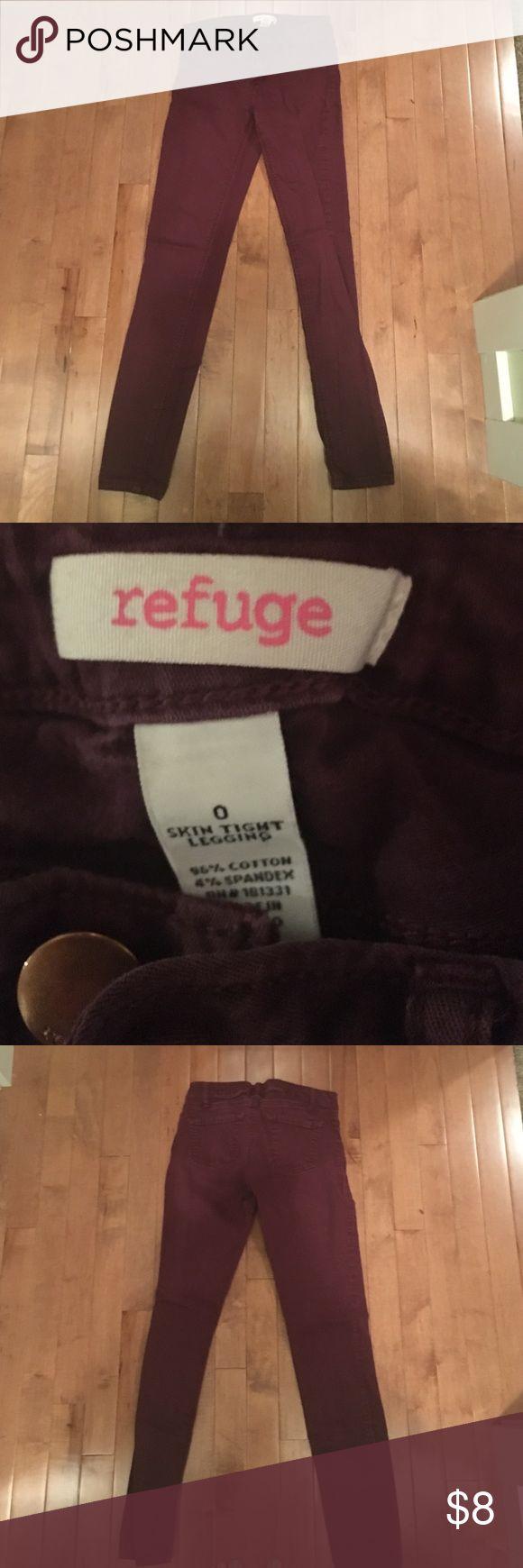 Refuge skin tight leggings Refuge skin tight leggings refuge Pants Skinny
