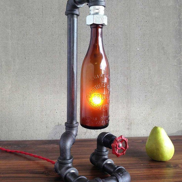 Best 25+ Beer Bottle Lights Ideas On Pinterest