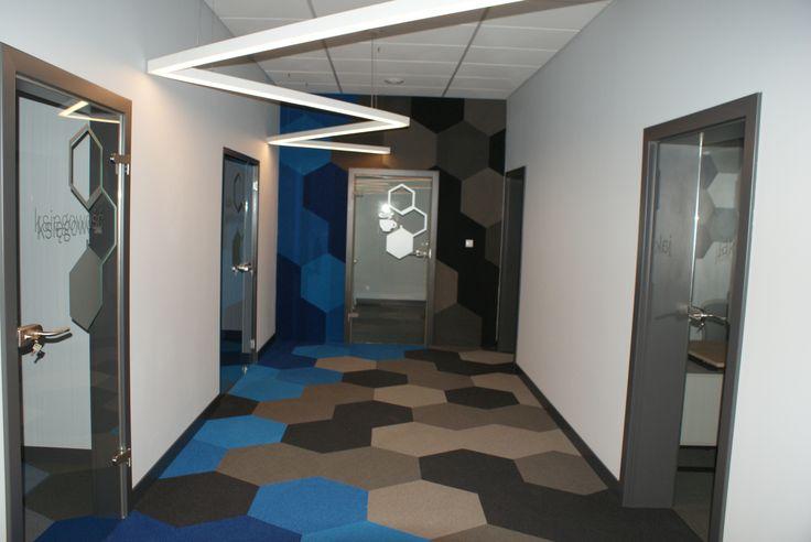 Excelior Company, Kowalewice, Poland, Hexagon tile