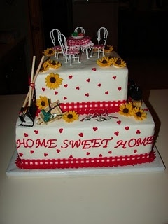 House Warming Cake: Occasion Cakes, Scratch Cakes, Amazing Cakes, Girl Cakes, Cake Ideas, House Warming Cakes, Cake Dessert Ideas, Crazy Cakes