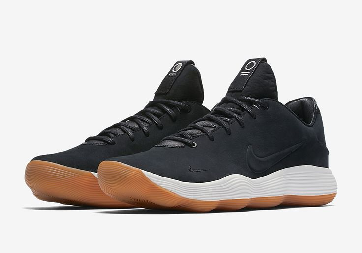 "Nike Hyperdunk 2017 Low PRM ""Gum Black"""