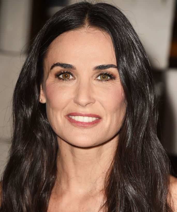 Demi Moore Is One Hot Mama in a Bikini With Her Daughters from InStyle.com