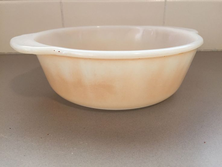 A personal favourite from my Etsy shop https://www.etsy.com/au/listing/453241144/vintage-1-quart-fire-king-casserole