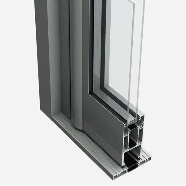 Manufacturer Of Aluminum Profiles With Powder Coating For Aluminium Frame Profile