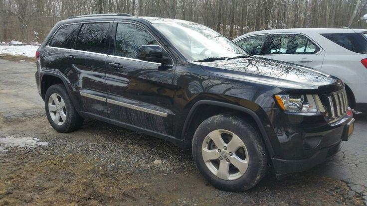 eBay: 2012 Jeep Grand Cherokee Laredo 2012 Jeep Grand Cherokee Laredo Black Loaded #jeep #jeeplife
