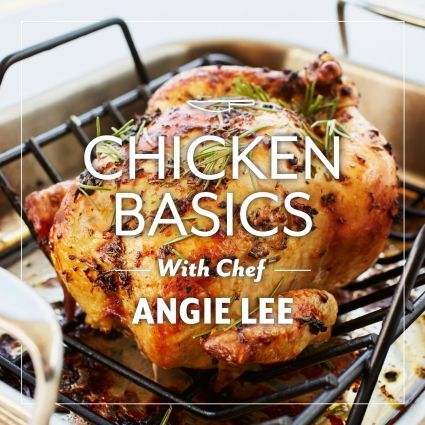 Cooking Class   Chicken Basics Online Cooking Class   Sur La Table
