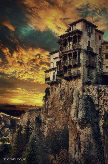 Casas colgadas cuenca art photography en 2019 - Casas gratis en pueblos de espana ...
