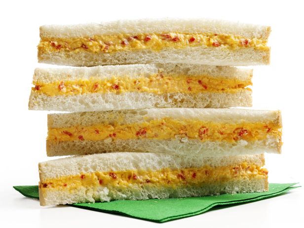 Pimiento Cheese Sandwiches #FNMagFood Network, Pimiento Cheese, Teas Sandwiches, Pimento Cheese, Network Magazines, Network Kitchens, Cheese Sandwiches, Sandwich Recipes, Sandwiches Recipe