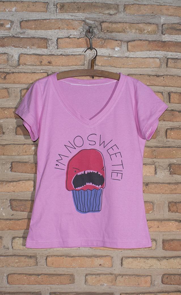 I'm no sweetie! Pink