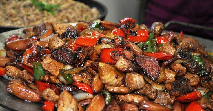 Saiba como preparar um 'Entrevero Lageano', prato típico da Serra de SC